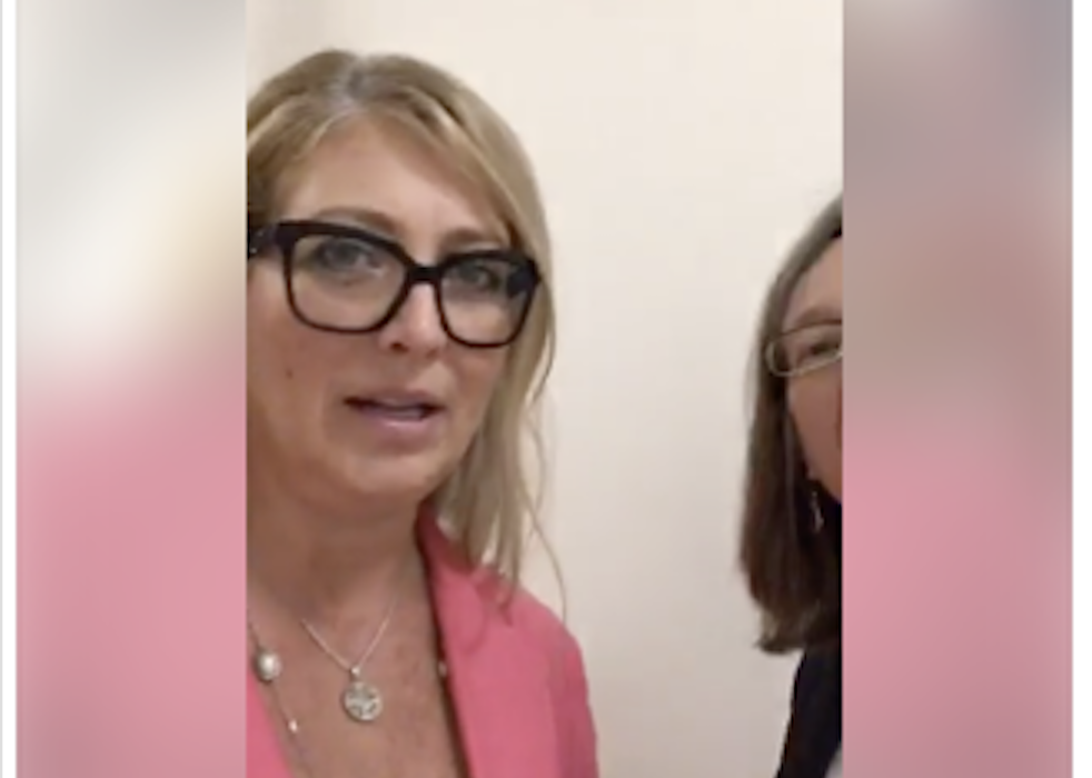Facebook Live from DC with Dr. Kim Corba