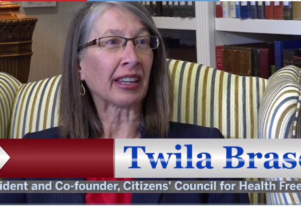 The Daily Caller's Ginni Thomas Interviews Twila Brase